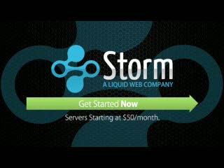 Storm On Demand product tour.