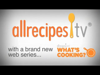 """Allrecipes.com What's Cooking?"", the new video webisodes from Allrecipes.com, takes viewers into the kitchens of home cooks across America to discover the tips, tricks and stories behind America's best-loved recipes."