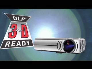 DLP Technology Enhances Interactive Learning by Demonstrating Industry's Only 3D-Enabled Single-Projector