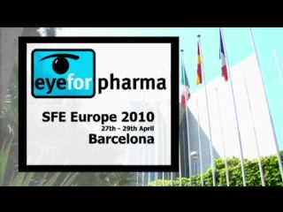 Several Key Themes About Change and Customer-Centricity Emerged at This Year's eyeforpharma's SFE 2010 Conference in Barcelona, April 27-29th.