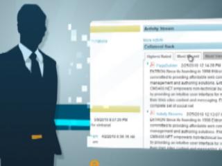 Ektron Launches eIntranet, Brookstone Employees Benefit From Integrated Social Enterprise Collaboration