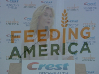 Crest® Pro-Health™ Sensitive Shield™ Toothpaste Teams Up with Alison Sweeney and Feeding America to Kick-off the Summer of Sensitivity