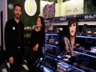 Sephora Shows You How to Create the Ultimate Smoky Eye With the NEW Kat Von D High Voltage Eye Primer in Smoky