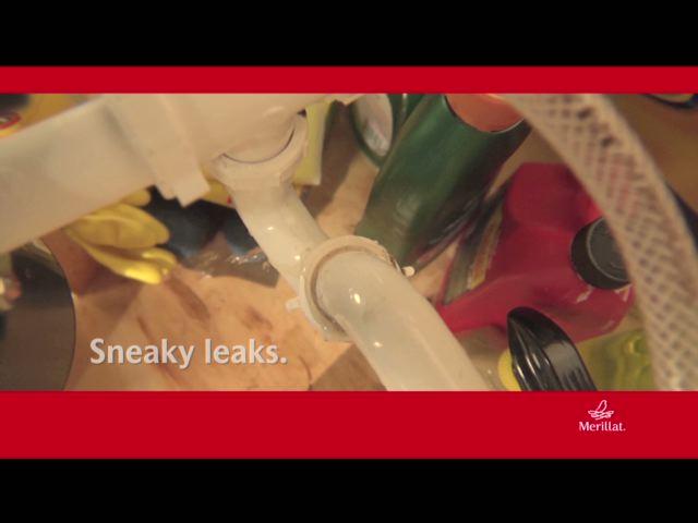 Merillat Introduces the Revolutionary CoreGuard™ Sink Base