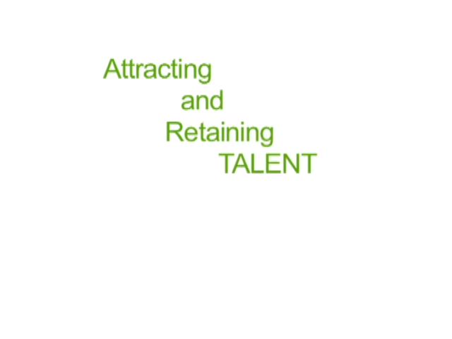 Social Media is Changing Attraction & Retention of Talent, Yet 76 Percent of Companies Have No Formal Social Media Strategy