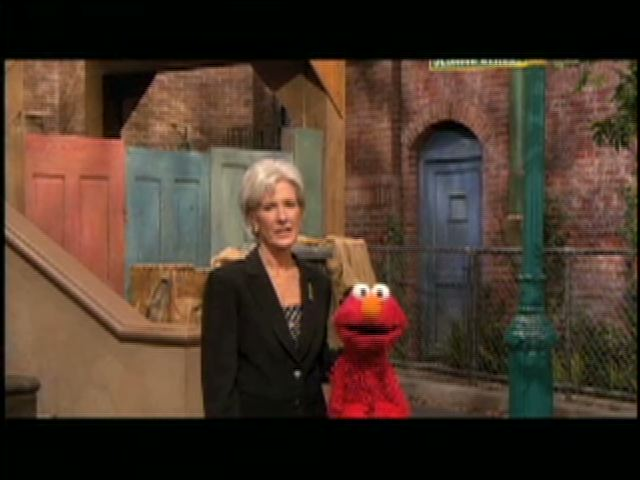 HHS Secretary Kathleen Sebelius, Sesame Street and the Ad Council Launch National PSA to Protect Families from the Flu