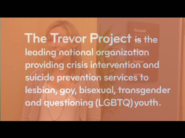 Esurance Donates Fifty Thousand Dollars to The Trevor Project