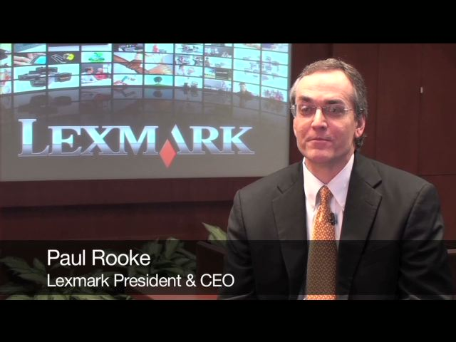 Lexmark celebrates history of excellence, innovation at 20-year anniversary