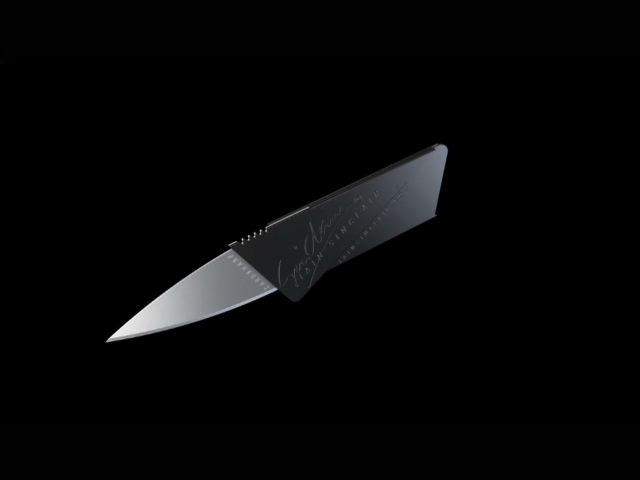 The World's Most Innovative Knife From Iain Sinclair is a Hit