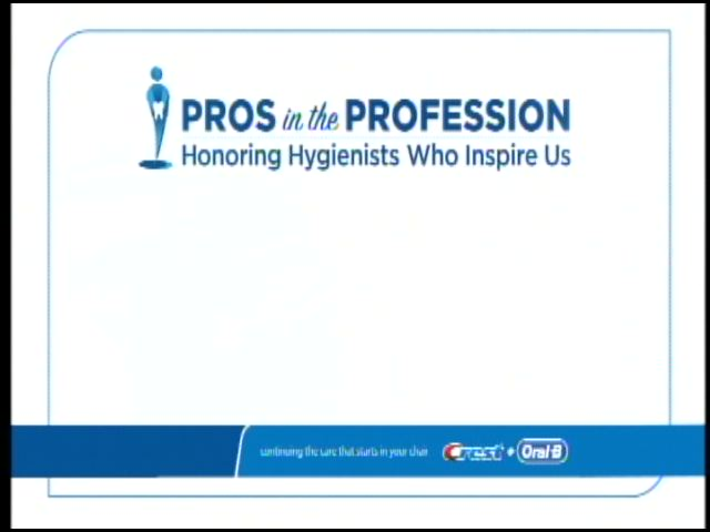 "Crest® Oral-B® Announces Second Year of ""Pros in the Profession"" Awards"