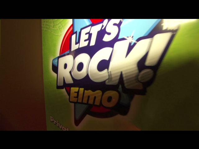 Music Industry Tastemaker Randy Jackson Joins Hasbro's PLAYSKOOL Brand to Celebrate the Launch of LET'S ROCK! ELMO