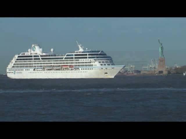 Azamara Club Cruises' Azamara Journey Marks Maiden Call in New York