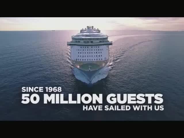 Royal Caribbean International Celebrates 50 Million Guests