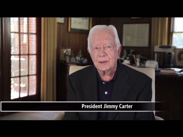 Jimmy Carter – Share Your Opinion with Bing Pulse