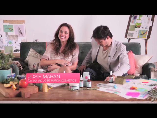 Josie Maran Model Citizen 2013