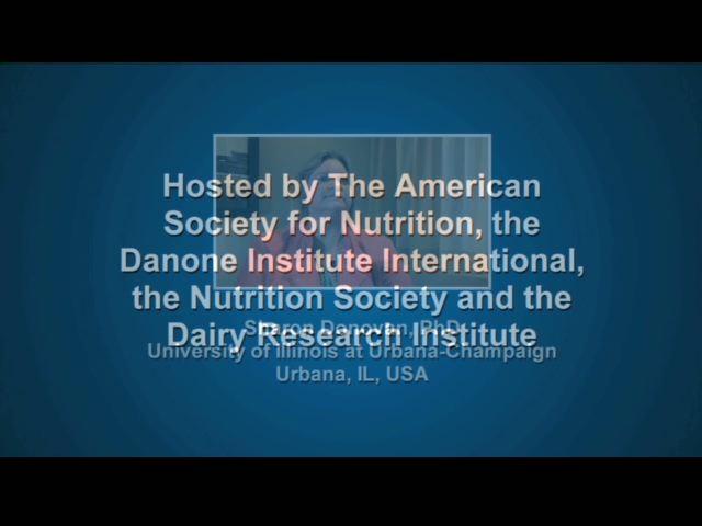 First Global Summit on the Health Effects of Yogurt