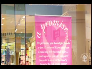 Crabtree & Evelyn Lends a Helping Hand to the Fight Against Breast Cancer