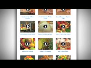 Introducing Allrecipes.tv, a dedicated online video site from Allrecipes.com.