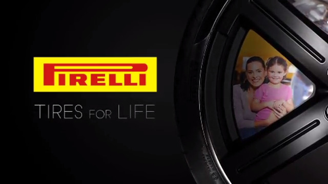 "When it Comes to Safety, High-Octane Moms to Formula One drivers trust Pirelli tires. Watch this spot on ""Tires for Life."""