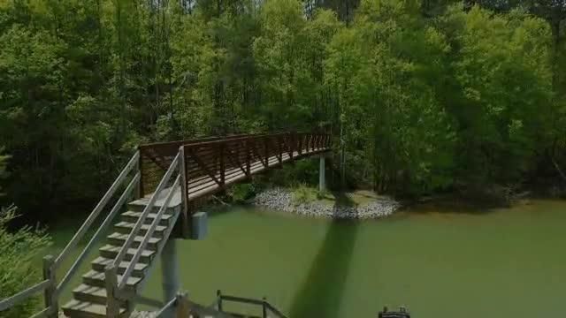 Tellico Village East Lakeshore Trails video.