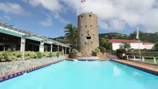 Take a look inside Blackbeard's Castle and the seven other estates in St. Thomas that are now on the market.