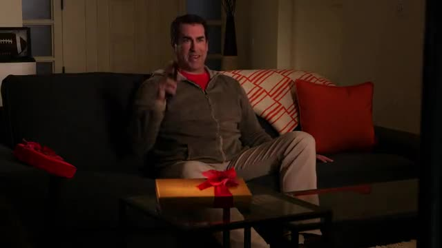 Rob Riggle & GODIVA Help Men Get Their Game On For Valentine's Day