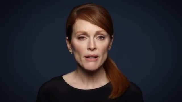 "2015 ""Best Actress"" Oscar Winner Julianne Moore appears in a new 30-second public service announcement for the Tuberous Sclerosis Alliance, entitled #IAMTSC ""Tommy.""  Find out more at www.IAMTSC.org today."