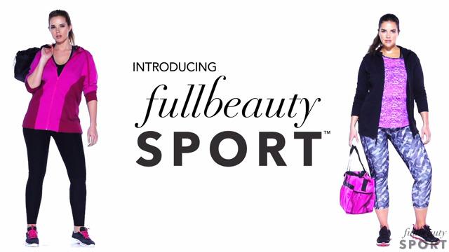 Introducing fullbeauty SPORT