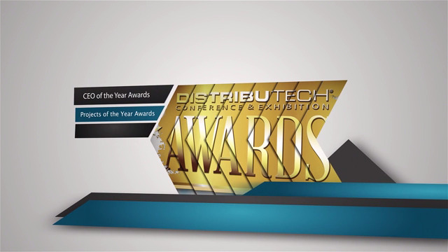 The DistribuTECH Awards recognize outstanding utility projects and utility CEOs.