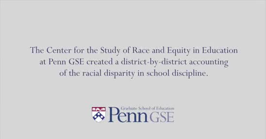 Penn GSE researchers Shaun Harper and Edward Smith discuss their findings. Access the full study at gse.upenn.edu/equity/SouthernStates.