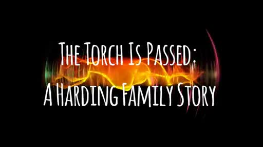 The Torch is Passed - A Harding Family Story Video Trailer. A suspense/Thriller from Bill Powers