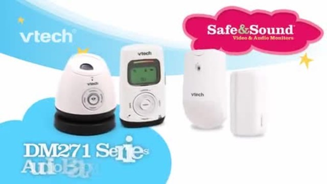 VTech Expands Award-Winning Safe&Sound® Portfolio with Launch of Two New Baby Monitors