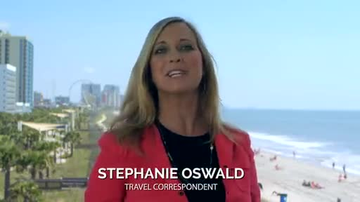 Myrtle Beach, South Carolina, Celebrates Impact of Travel on Area's Economic Development during National Travel and Tourism Week
