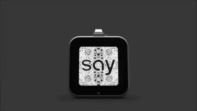 SAY(TM) Wearables Launches on Kickstarter: Integrating Social Media into Fashion-Forward Wearable-Tech