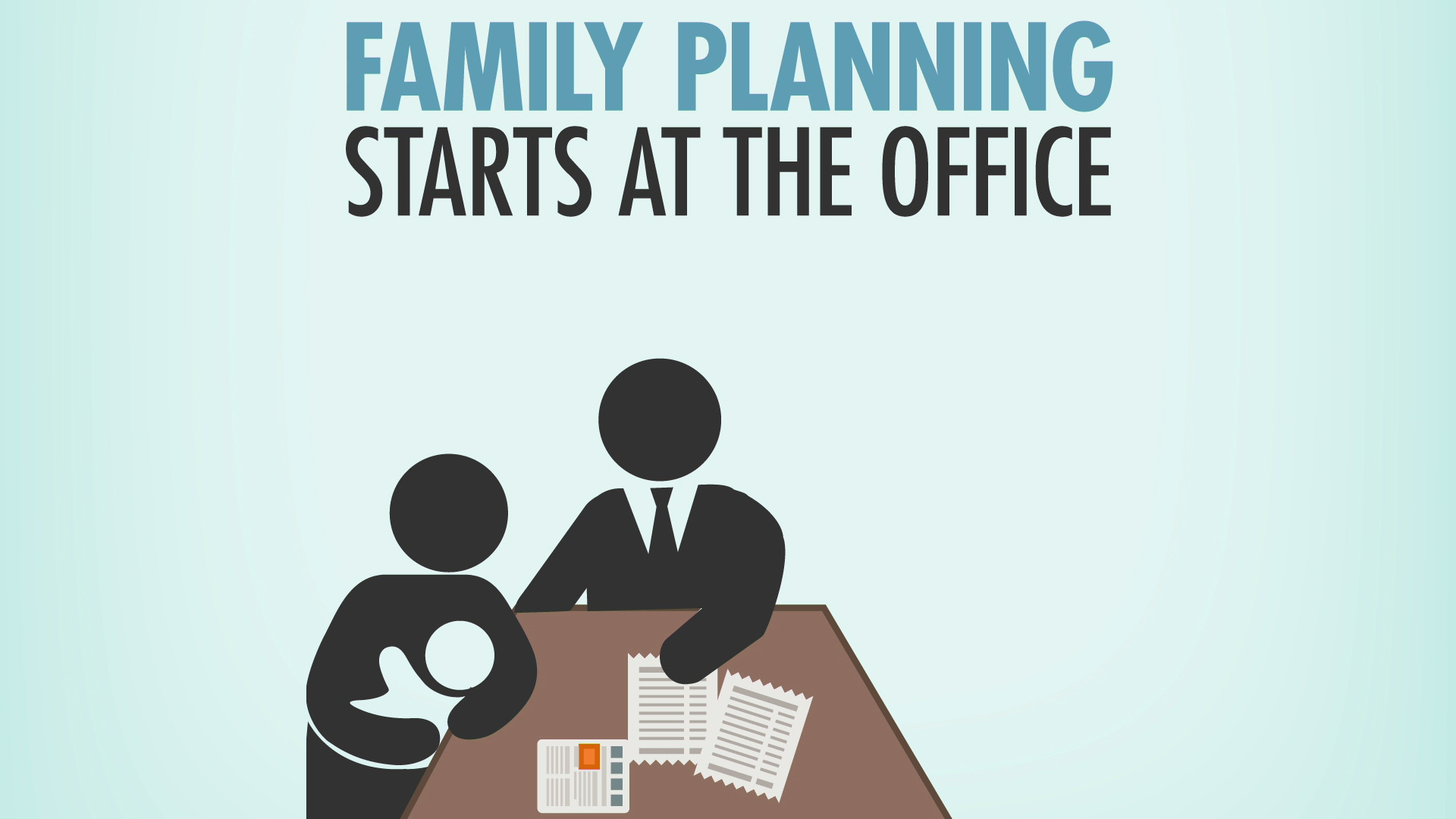 When's the Best Time to Start a Family? New Study Says: Ask the Boss!