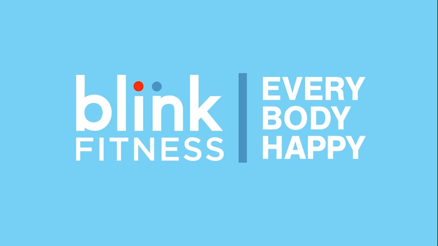 Blink Fitness challenges gym-goers to experience a 'Monday Without Mirrors.'