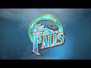 New in 2011! - Schlitterbahn New Braunfels Waterpark announces The Falls, the world's longest waterpark ride.