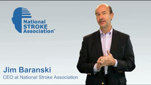 "National Stroke Association CEO Jim Baranski welcomes visitors to the newly launched www.strokesmart.org, a companion website to StrokeSmart magazine, the flagship publication dedicated to the millions of families impacted by stroke. Find inspiring stories, new daily content and a searchable resource directory being billed as the ""yellow pages"" of stroke. StrokeSmart is free to anyone who needs it. Subscribe today and receive StrokeSmart in your mailbox and inbox."