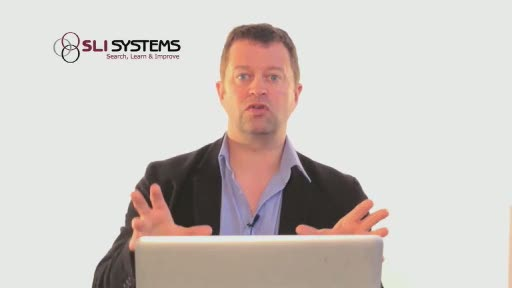 SLI Systems CEO Shaun Ryan provides tips for how to deal with too many search results.