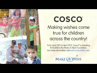 Dorel Juvenile Group's Cosco brand pledged a $150,000 donation to the Make-A-Wish Foundation. Watch this video to learn more about the special children who have benefited from the Make-A-Wish Foundation.
