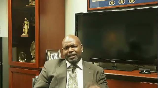 Emmitt Smith discusses why he's attending the Carolinas AGC Construction Industry Summit