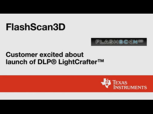 Take a look at FlashScan3D (www.FlashScan3D.com), who uses Texas Instruments DLP(R) technology - just like what's in the new DLP(R) LightCrafter(TM) product - to create 3D biometric devices such as a series of non-contact, 3D fingerprint sensors. Visit www.TI.com/DLPLightCrafter today to learn how to harness the power of DLP for your engineering and research projects!