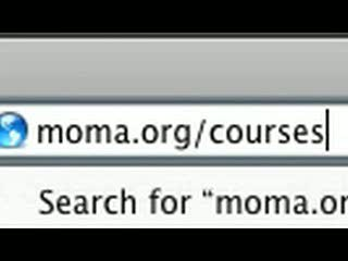 MoMA Online Courses Video