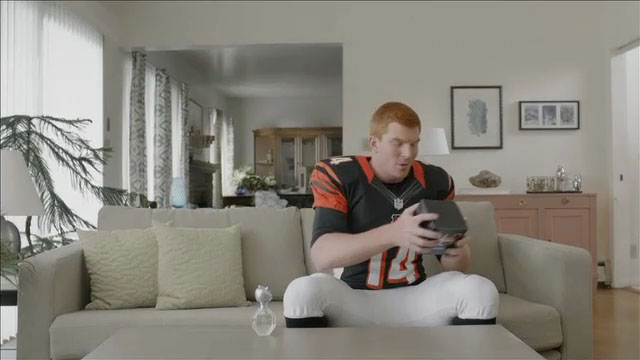 ''Are You Fan Enough?'' digital video featuring Cincinnati Bengals QB Andy Dalton