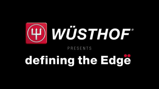 "Wusthof Sharpens its Edge with New ""defining the Edge"" Campaign www.wusthofedge.com"