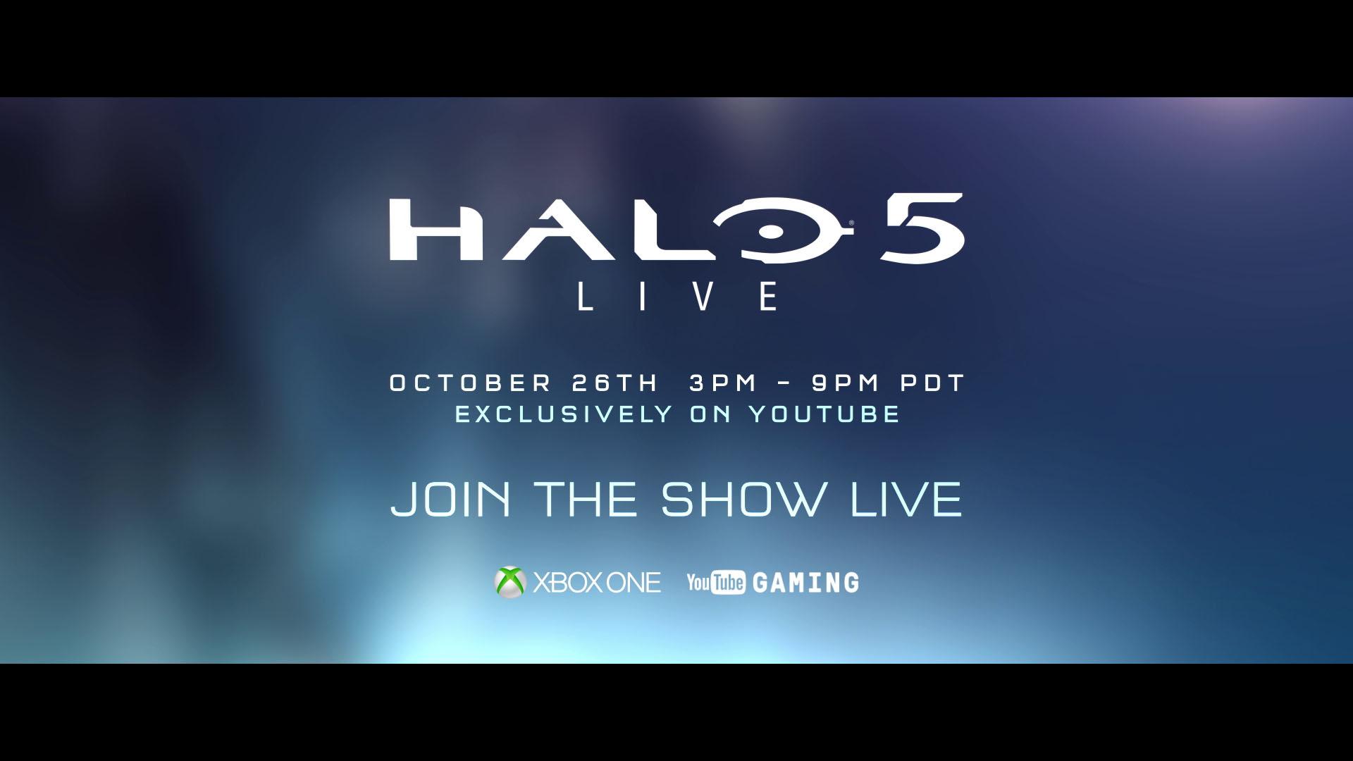 Halo 5: LIVE announce trailer