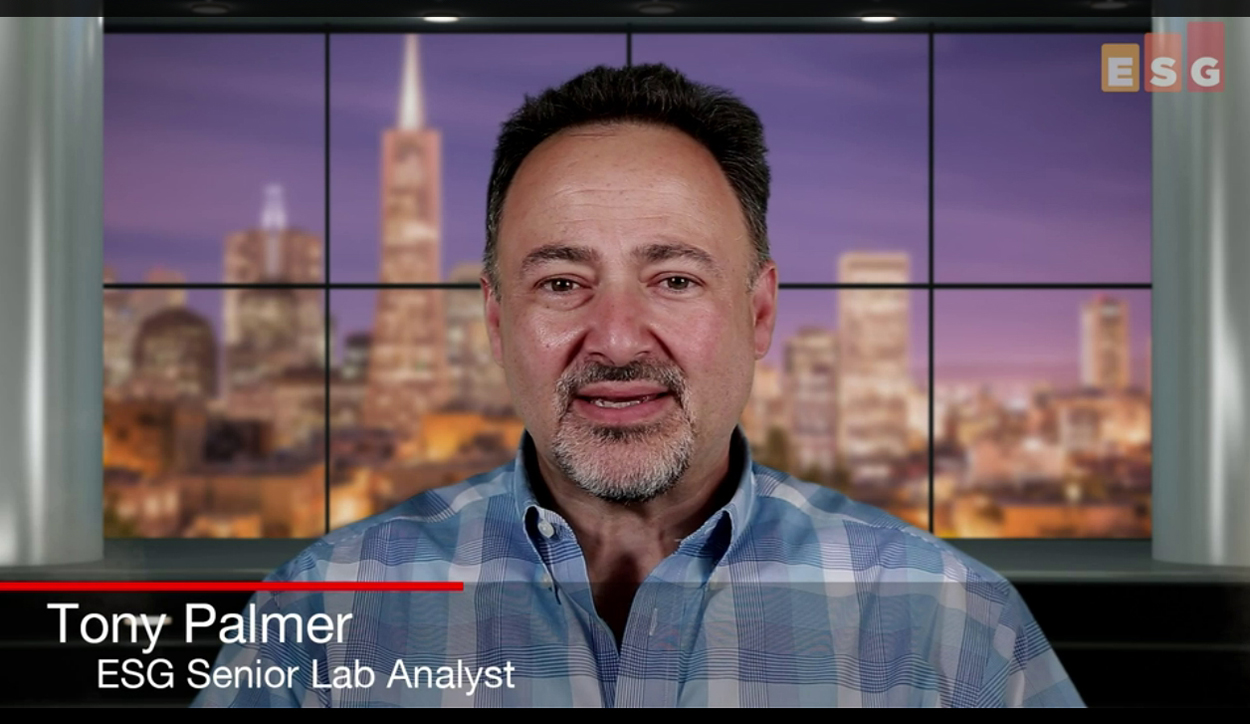 ESG Senior Lab Analyst Tony Palmer discusses the results of testing Quantum's Artico active archive appliance.