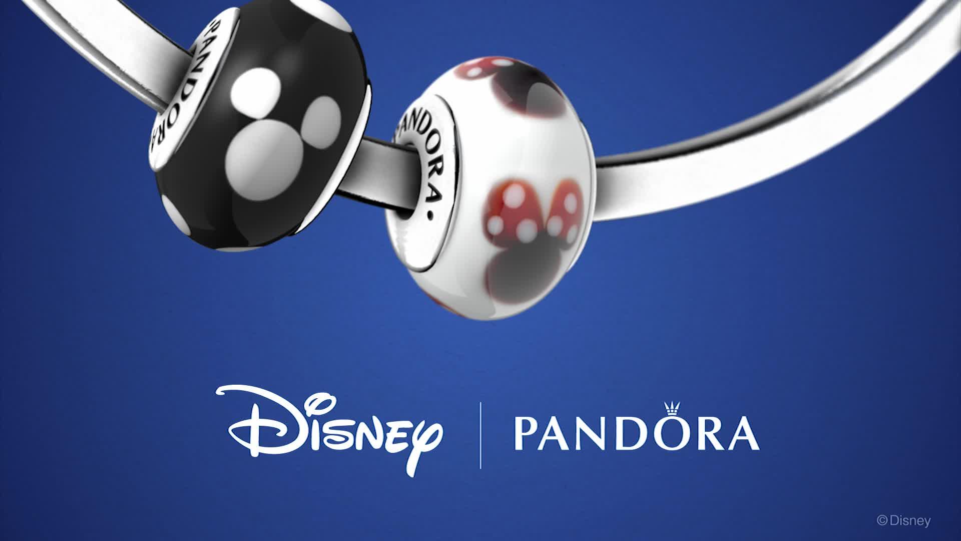 Collaborazione tra Disney e Pandora: ecco i bellissimi gioielli ispirati ai personaggi Disney!