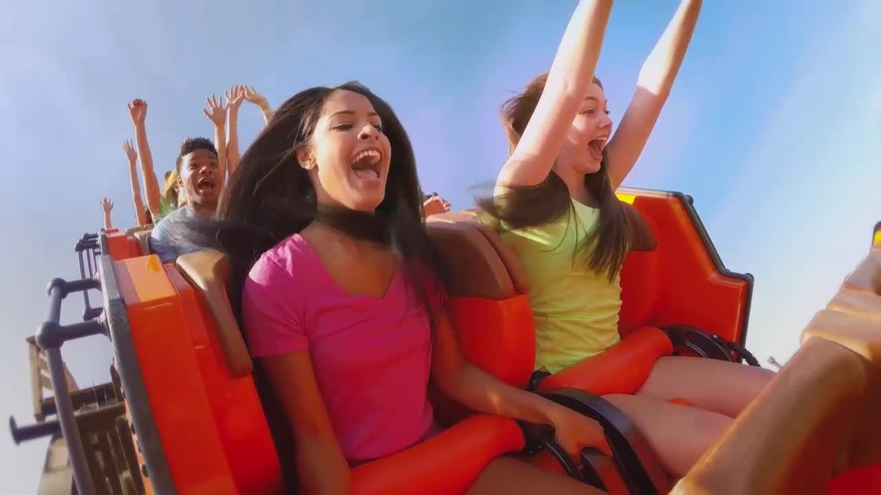 Six Flags Celebrates National Roller Coaster Day