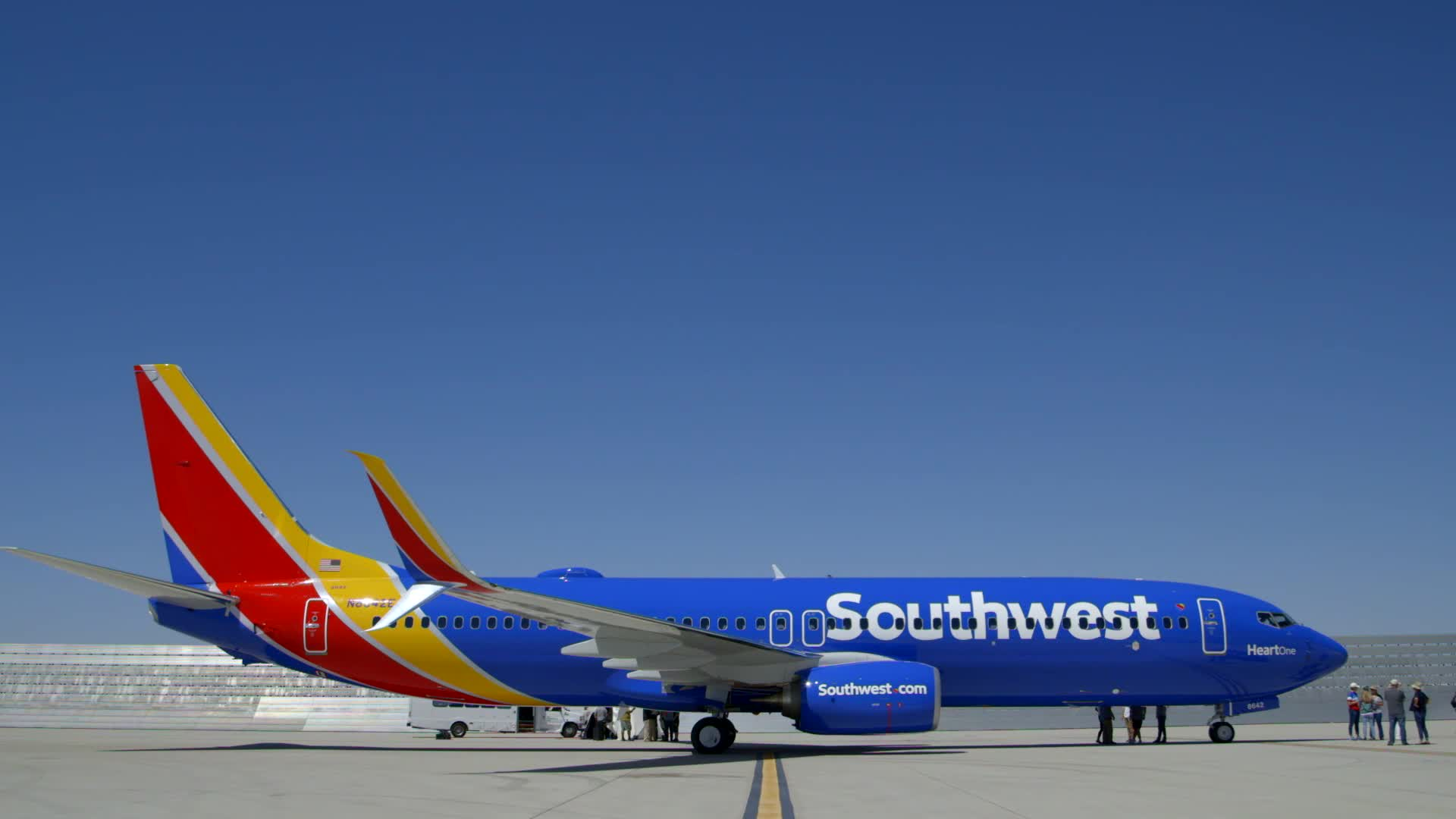 Southwest Airlines Livery Southwest Airlines Unveils Its
